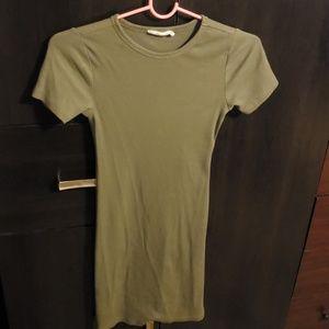 EUC Double Zero/Forever 21 TShirt Dress